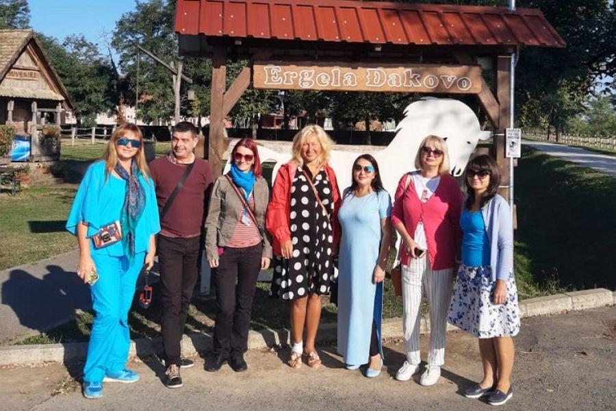 Ukrajinski novinari u posjetu gradu Đakovu