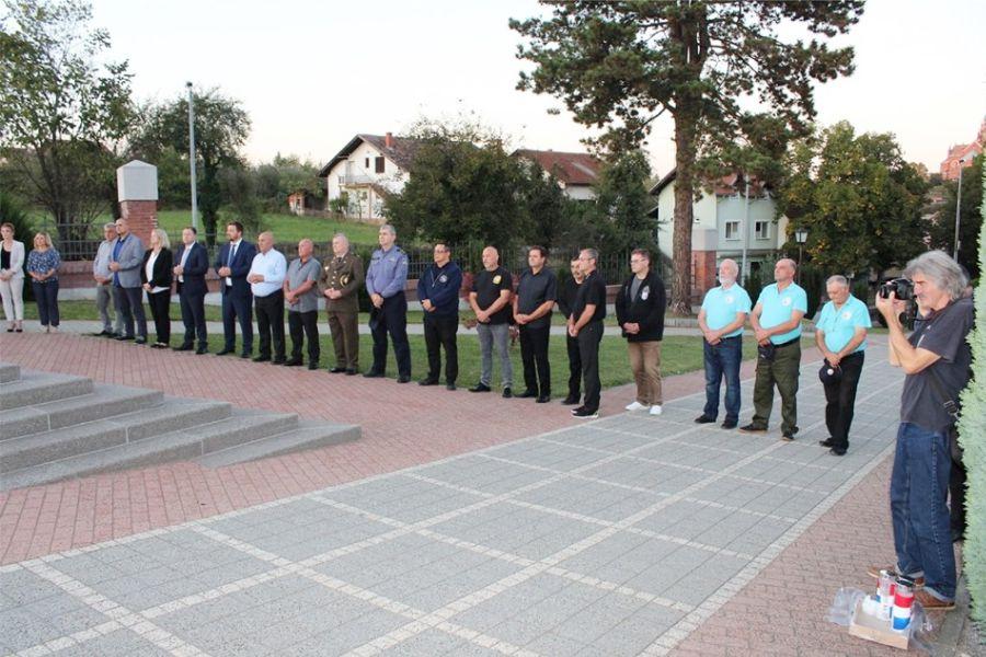 Održan program posvećen civilnim žrtvama Domovinskog rata i hrvatskim braniteljima
