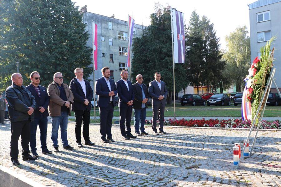 Grad Đakovo na dostojanstven način obilježio Dan neovisnosti Republike Hrvatske