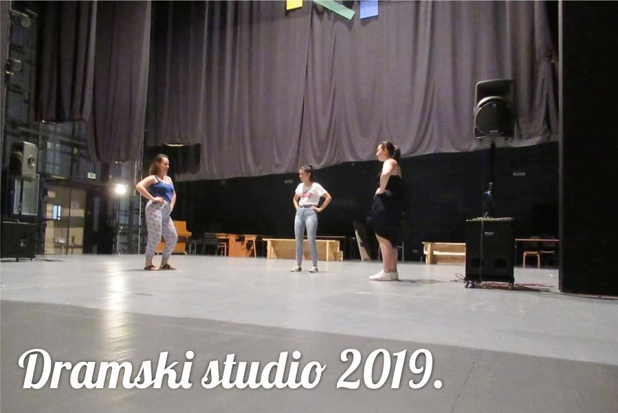 Dramski studio 2019.