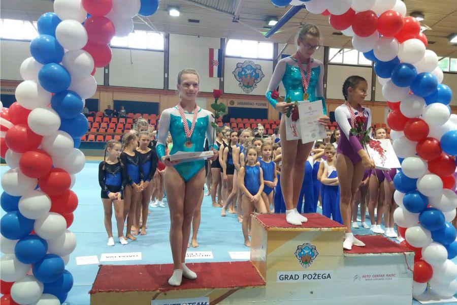 Gimnastički kup u Požegi