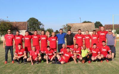 Humanitarna nogometna utakmica u Ivanovcima Đakovačkim