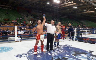 Andrej Kedveš u polufinalu Svjetskog prvenstva u kickboxingu!