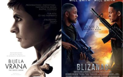U kinu: Bijela vrana i Blizanac