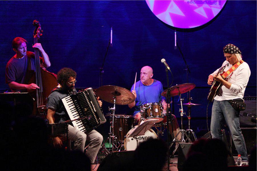 Koncert: ZZ Quartet feat. Ratko Zjaca and Simone Zanchini