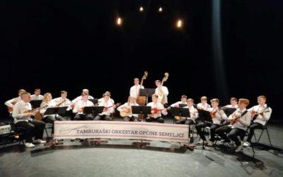 Godišnji koncert Tamburaškog orkestra Općine Semeljci