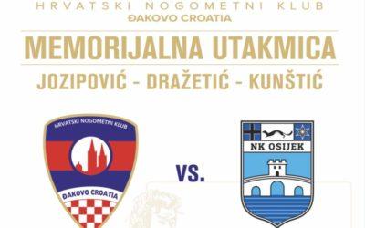 Memorijalna utakmica Jozipović-Dražetić-Kunštić