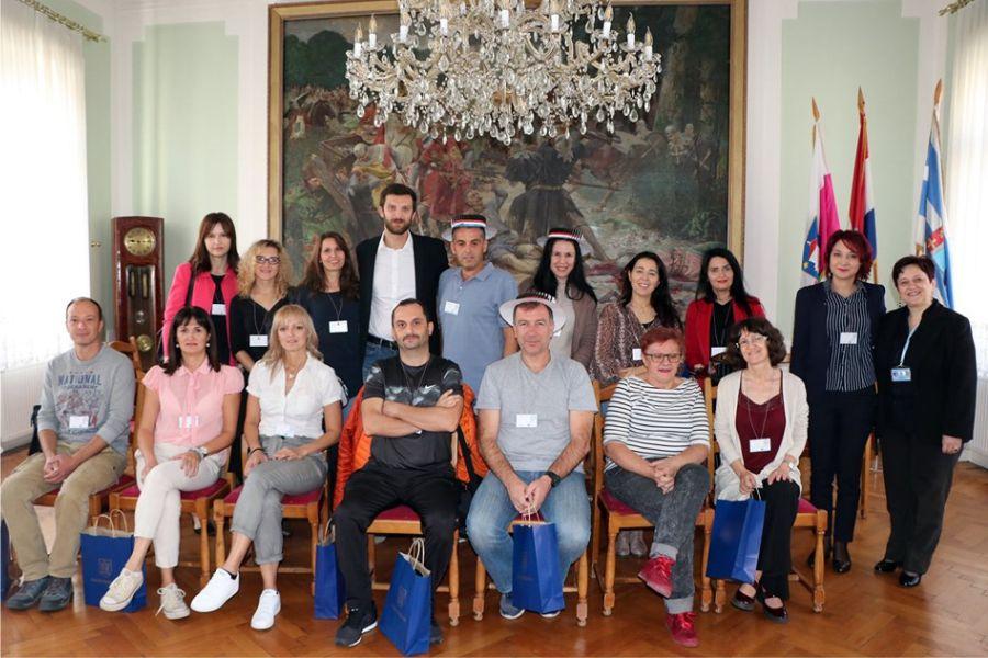 U Đakovo stigli nastavnici različitih struka iz Rumunjske, Turske, Grčke i Portugala