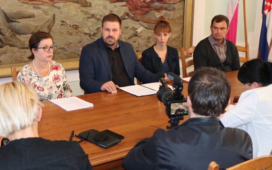 Na području grada Đakova bit će zasađeno oko 300 sadnica