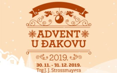 Advent u Đakovu 2019. – program