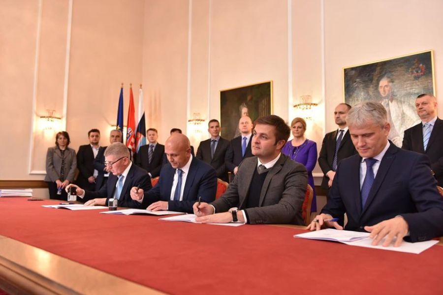 Projekt poboljšanja vodno-komunalne infrastrukture aglomeracije Semeljci
