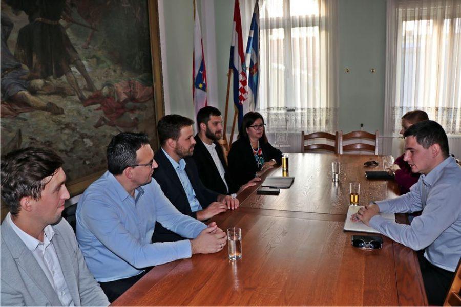 Suradnja Grada Đakova i Javne ustanove Županijske razvojne agencije OBŽ