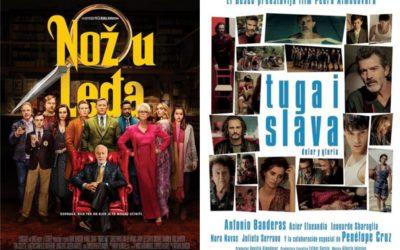 U kinu: Nož u leđa i Tuga i slava