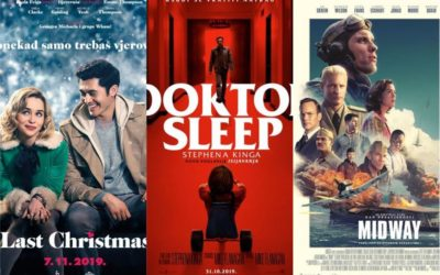U kinu: Last Christmas, Doctor Sleep i Bitka za Midway