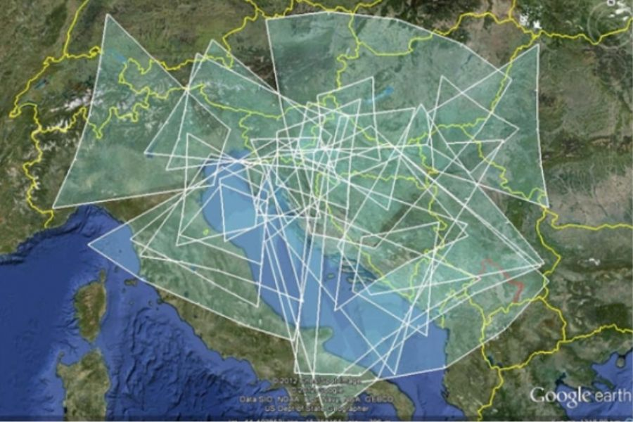 Hrvatska meteorska mreža nadopunjena đakovačkom stanicom