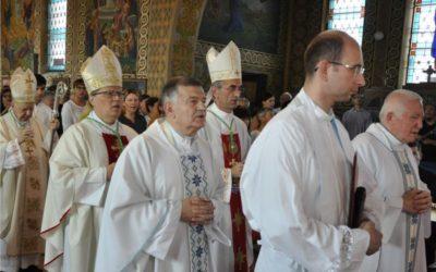 Misno slavlje povodom proslave bl. Salomeje i 100. obljetnice rođenja biskupa Ćirila Kosa