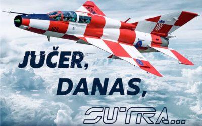 """Predavanje: """"Hrvatsko ratno zrakoplovstvo: jučer, danas, sutra"""""""
