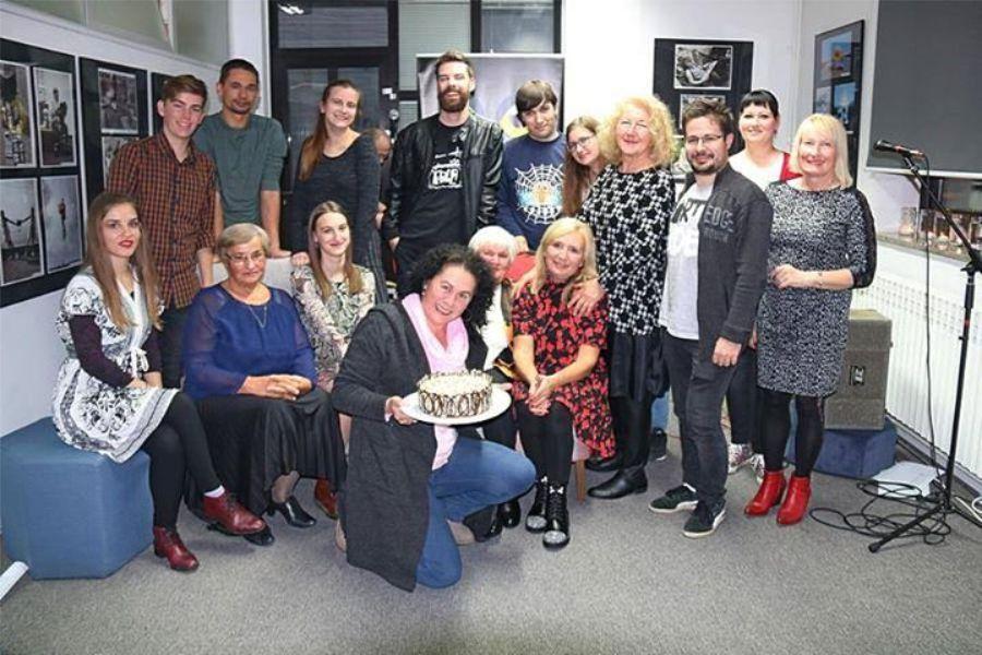 "Klub pisaca amatera ""Tinta"" proslavio svoj prvi rođendan"