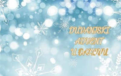 Duvanjski advent u Đakovu