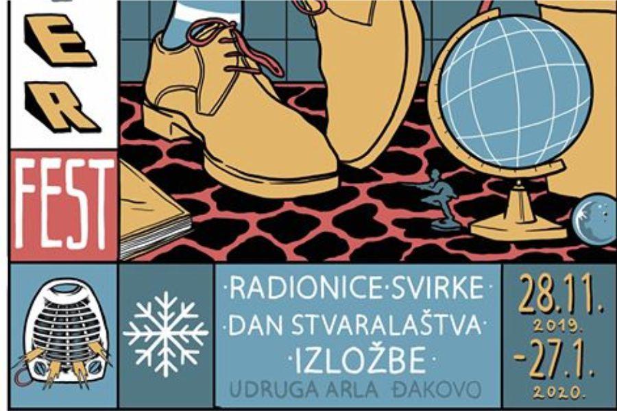 Kalorifer – zimski festival Udruge za promicanje urbane kulture