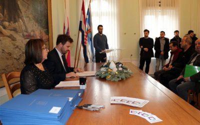 Grad Đakovo u 2019. godini  dodijelio gotovo dva milijuna kuna za gospodarstvo
