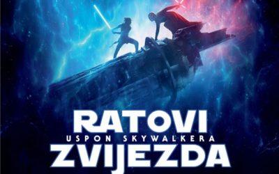 U kinu: Ratovi zvijezda: Uspon Skywalkera