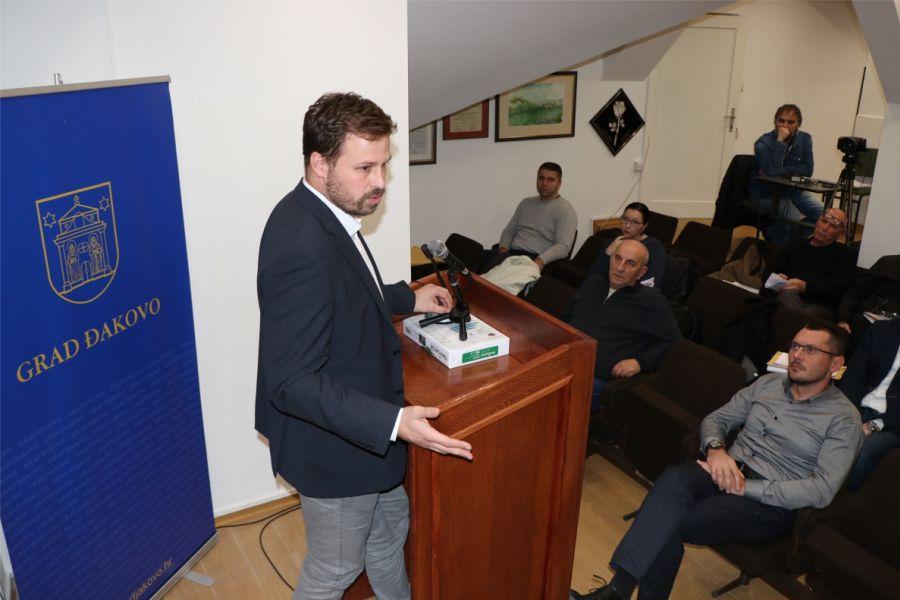 Održana 18. sjednica Gradskog vijeća Grada Đakova