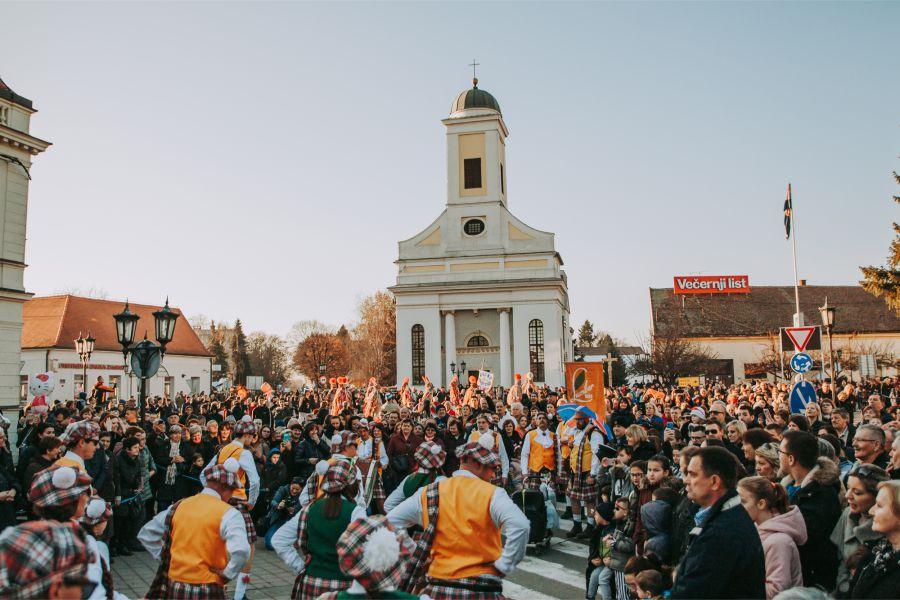 Đakovački bušari – najveća pokladna manifestacija istočne Hrvatske