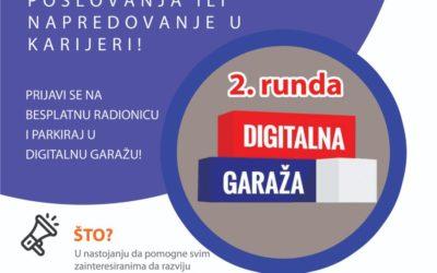 Druga besplatna interaktivna radionica i savjetovanje iz digitalnog marketinga