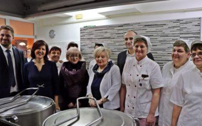 Nova kuhinja u Domu za starije i nemoćne osobe, u Domu zdravlja sedam novih ordinacija
