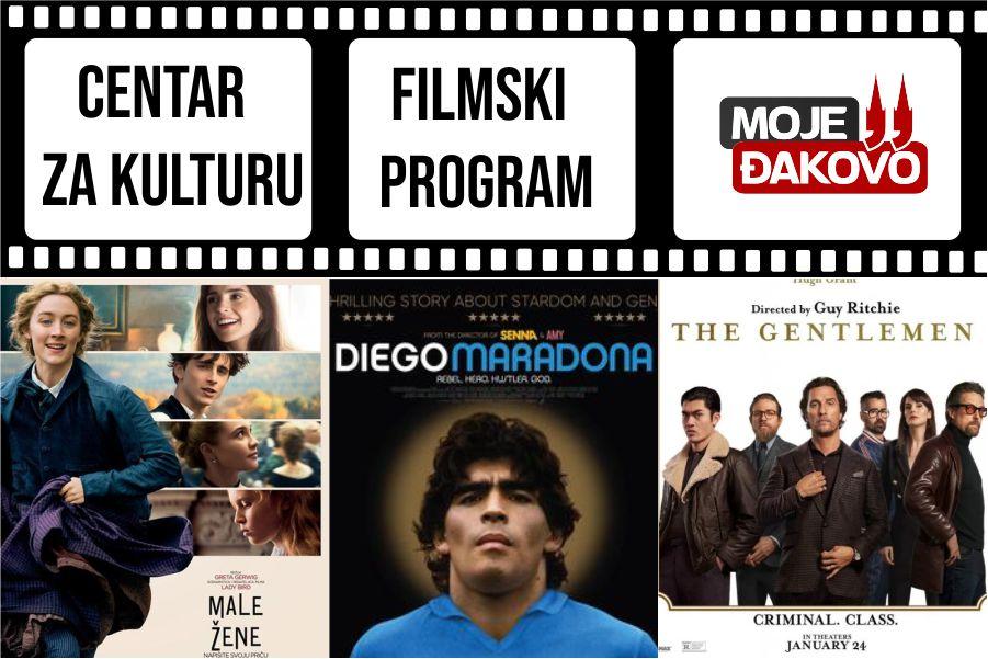 U kinu: Male žene, Diego Maradona i Gospoda