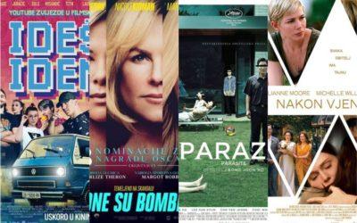 U kinu: Ideš? Idem!, One su bombe, Parazit, Nakon vjenčanja