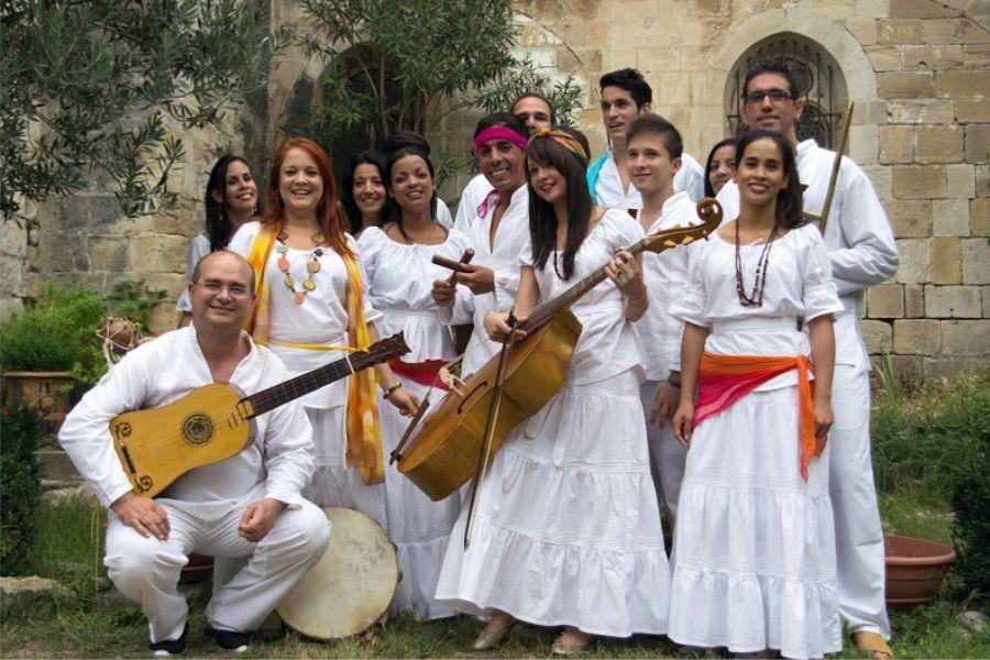 Koncert glazbenog ansambla Ars longa (Havana, Kuba)