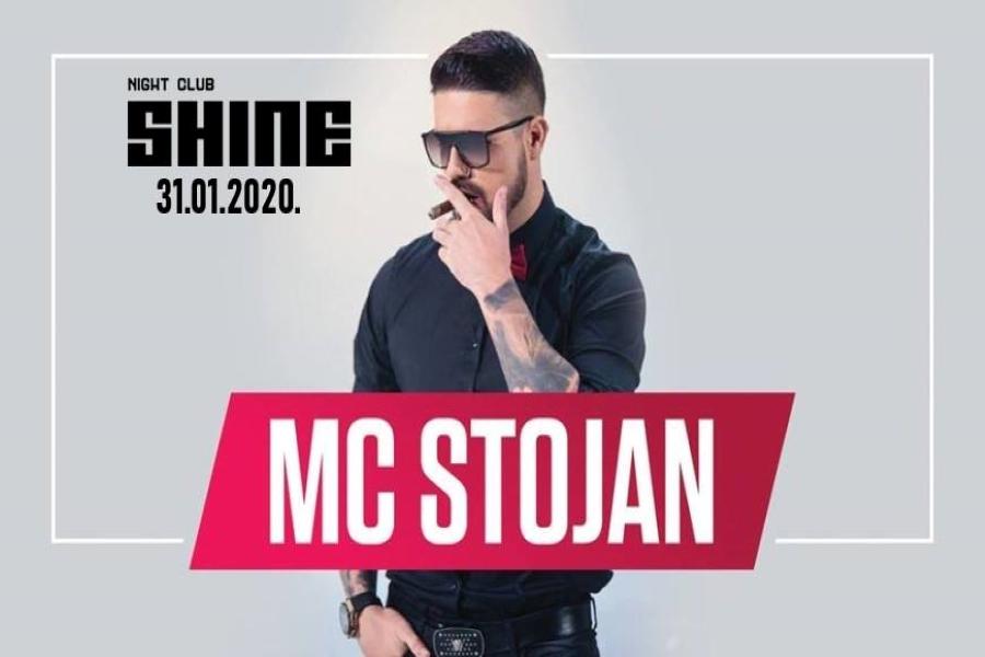 MC Stojan ponovno u Disco Clubu Shine!