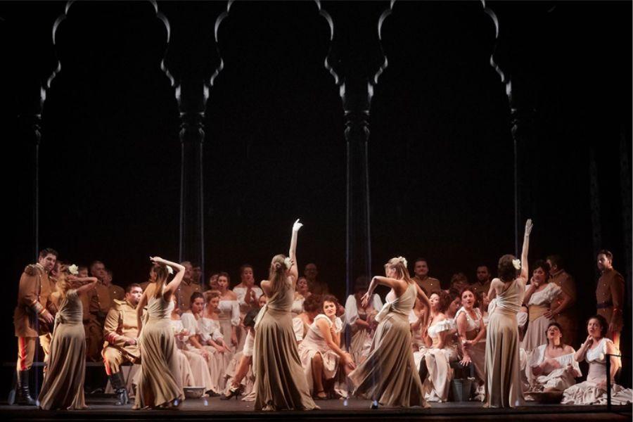 Opera: Carmen, gostovanje HNK Osijek