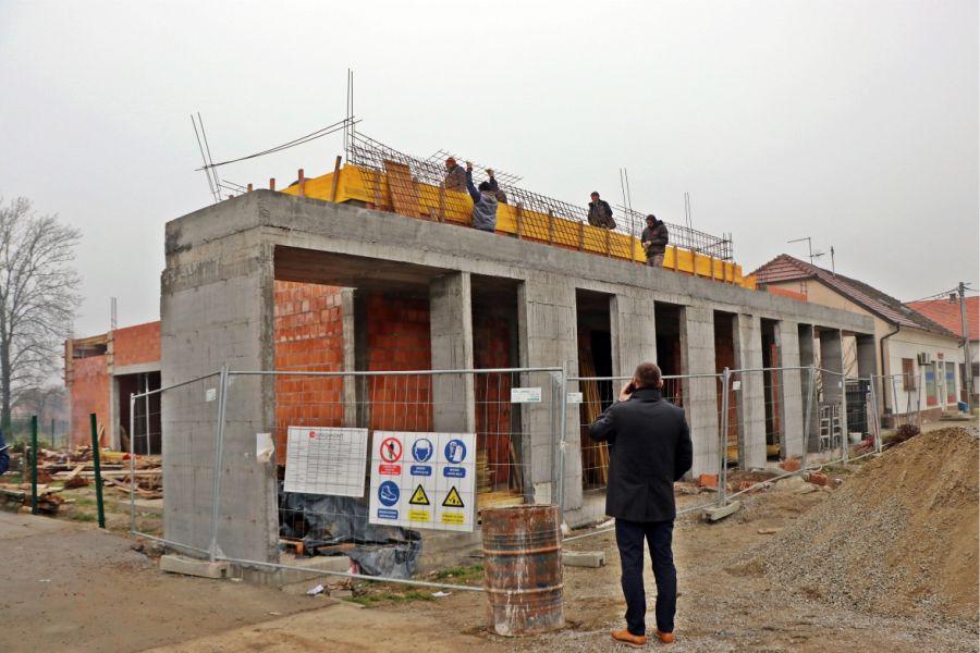 U Piškorevcima ove godine novi vrtić, gradi se kanalizacija, javna rasvjeta,ulaže se u sport…