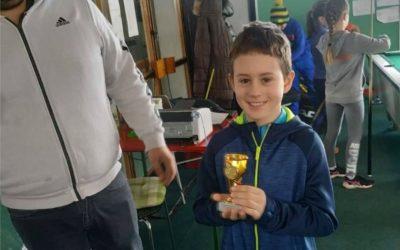 Teniski turnir za dječake do 10 godina