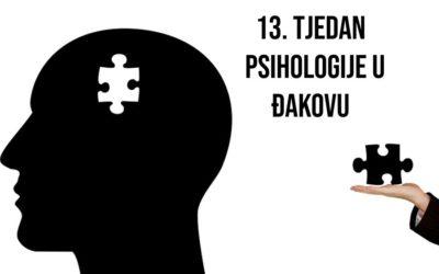13. tjedan psihologije u Đakovu