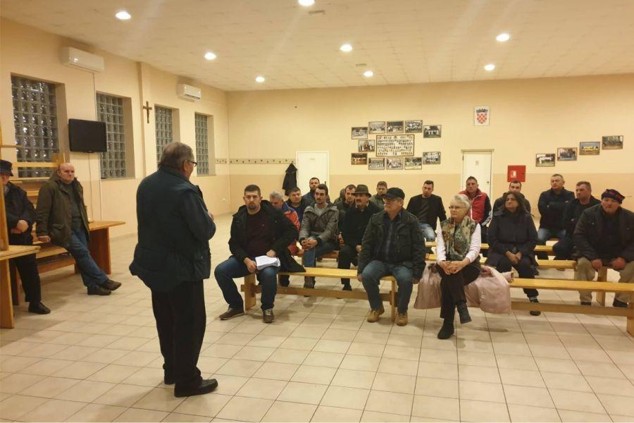 Održan zbor građana u Đurđancima