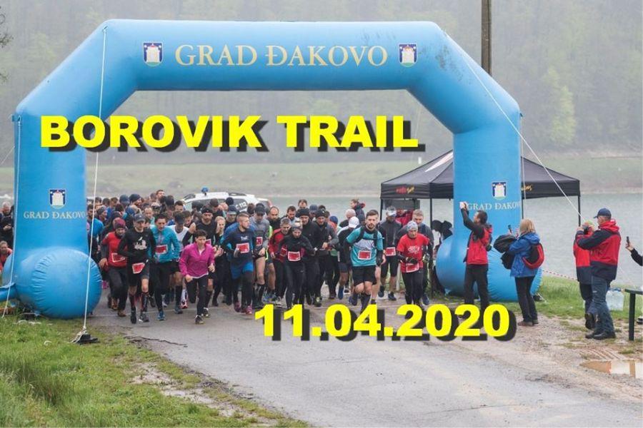 Borovik Trail 2020.