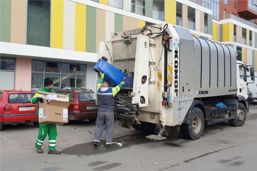 Cijene skupljanja otpada zasad ostaju iste