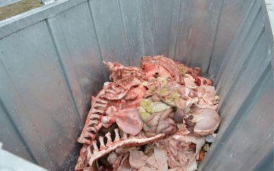 Zaključeno zbrinjavanje klaoničkog otpada