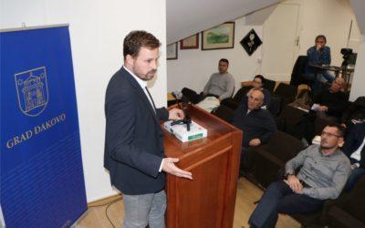 Sazvana 19. sjednica Gradskog vijeća Grada Đakova
