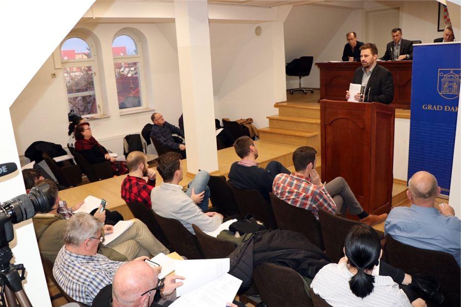 Održana 19. sjednica Gradskog vijeća Grada Đakova