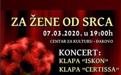 """Koncert: Klapa """"Iskon"""" & Klapa """"Certissa"""""""