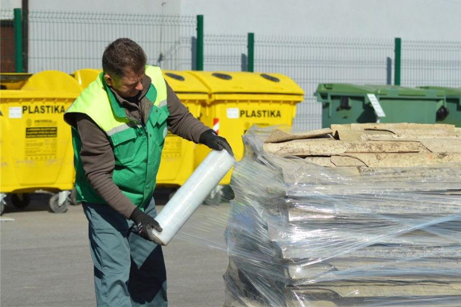 Grad će sufinancirati zamjenu azbestnih pokrova