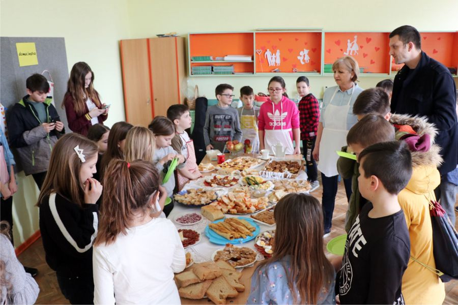Održan Dan otvorenih vrata Ćolnićeve škole