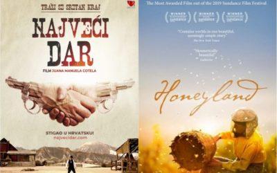 Na programu Centra za kulturu dva dokumentarna filma: Medena zemlja i Najveći dar