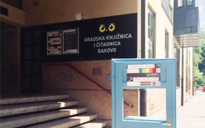 Obavijest o načinu rada Gradske knjižnice i čitaonice