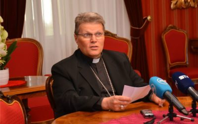 Nadbiskup Đuro Hranić poziva na mir srca